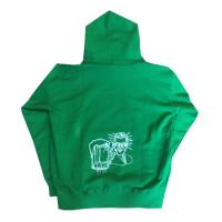 "FORCE OUT - フォースアウト""615"" HOOD (GREEN)"