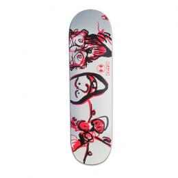 "THE DRIVEN - ザ ドリブン ""3 FACE"" DECK Art-JASON JESSEE"