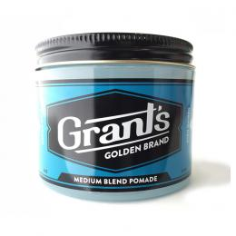"GRANT'S GOLDEN BRAND POMADE  ""MEDIUM BLEND"" ポマード"
