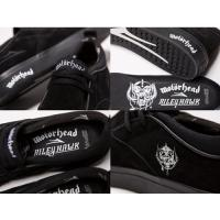 "LAKAI x MOTORHEAD - ""RILEY 2"" (BLACK)"