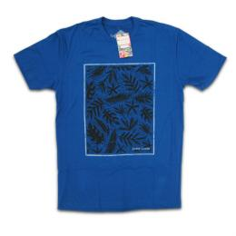 "PLATE LUNCH - プレートランチ ""JUNGLE CUT"" S/S Tシャツ(BLUE)"