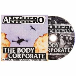 "ANTI HERO-アンチヒーロー ""THE BODY CORPORATE"" DVD"