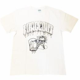 "FORCEOUT - フォースアウト ""615"" S/S Tシャツ CD&ステッカ-付"