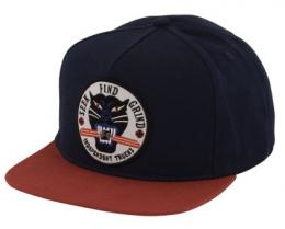 "INDEPENDENT- ""CURB KILLER"" スナップバック (NAVY/RED)"