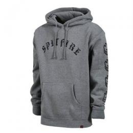 "SPITFIRE - スピットファイア ""OLD E"" HOOD (GRAY)"
