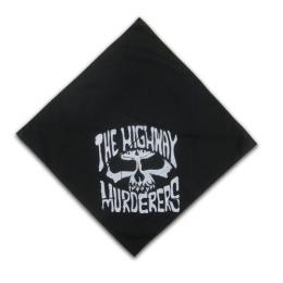 "THE HIGHWAY MURDERERS  ""LOGO"" BANDANA #2"
