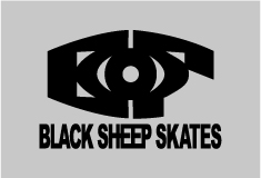 BLACK SHEEP SKATES